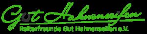 Logo Reiterfreunde Gut Hahnenseifen